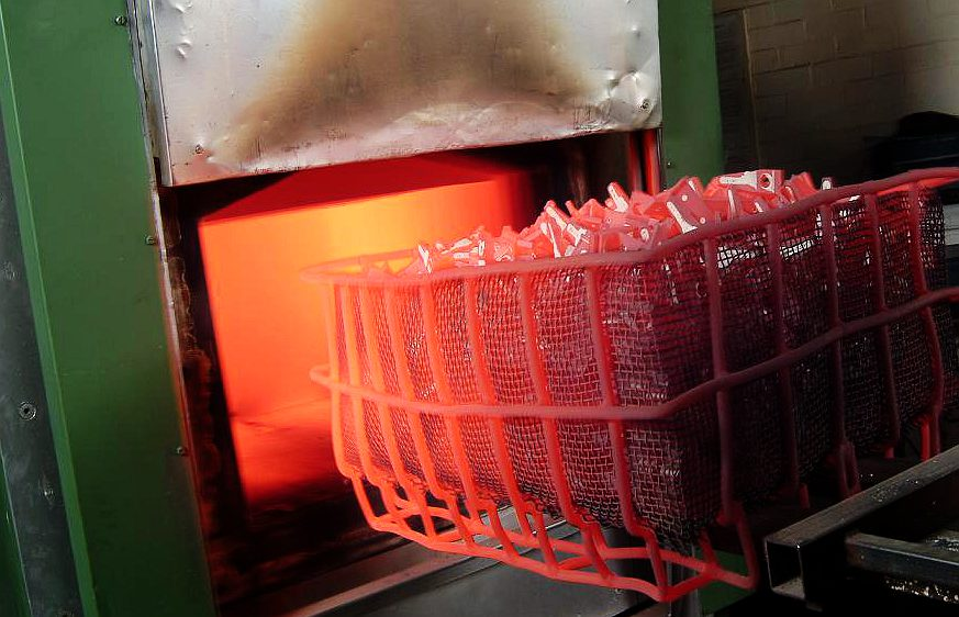 heat treatment for CNC Machining parts
