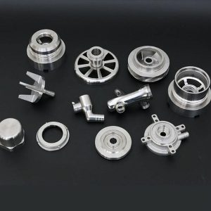 small casting and machining parts