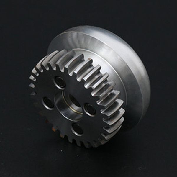 stainless steel and aluminum Electrode head