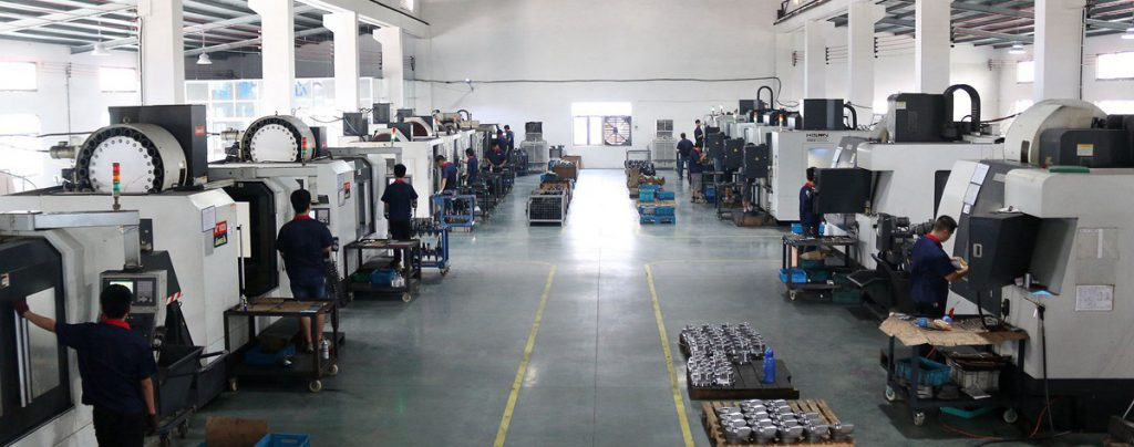 cnc machining shops, China Tianhui machine company