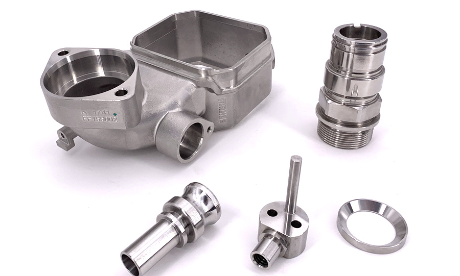 stainless steel bespoke machining