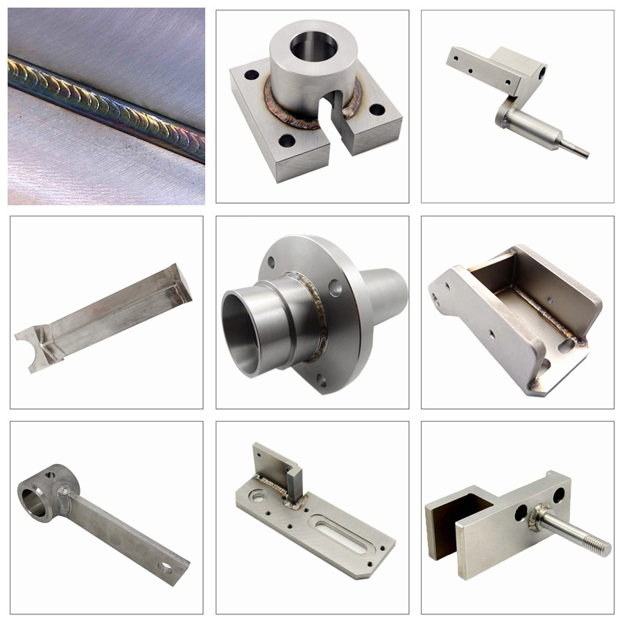 Welded Stainless Steel Parts