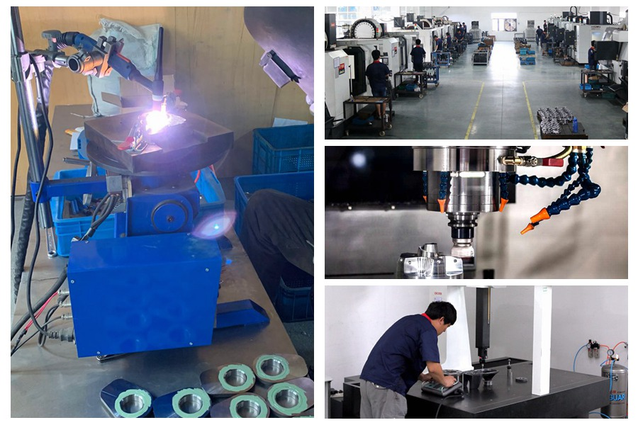 Tianhui welding and machining