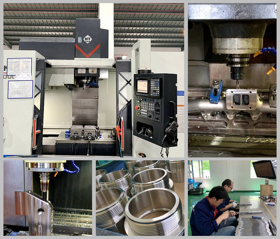 stainless steel machined parts manufacturer